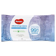 Huggies® 24-Count On-the-Go Pack Cleansing Wipes Lightly Scented