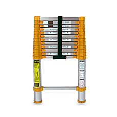 image of Xtend & Climb® 770P 12.5-Foot Telescoping Ladder