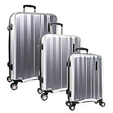 image of Calvin Klein Excalibur Expandable Hardside Spinner Suitcase Collection