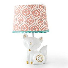 image of Levtex Baby® Fiona Lamp Base and Shade