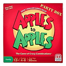 image of Mattel® Apples to Apples Party Box