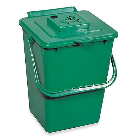 Kitchen Compost Pail Bed Bath And Beyond