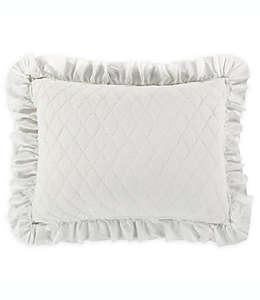 Funda decorativa Levtex Home para almohada estándar en marfil