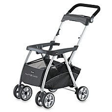 image of chicco keyfit caddy lightweight aluminum infant car seat carrier stroller