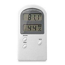 image of Holmes® Digital Thermometer/ Hygrometer