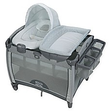 image of Grac®o Pack 'n Play® Quick Connect™ Portable Bouncer Playard in Raleigh™