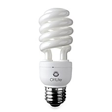 image of OttLite® High Definition 15-Watt Edison CFL Swirl Bulb