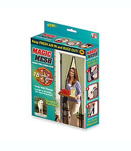 Puerta mosquitera magnética de malla Magic Mesh®