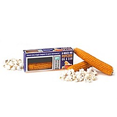 image of A-Maize-Ing Microwave Popcorn on the Cob 3-Pack