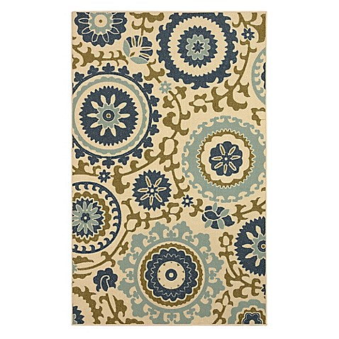 Mohawk Home Savannah Rug In Blue Multi Bed Bath Amp Beyond