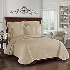 image of Historic Charleston Collection Matelasse Coverlet