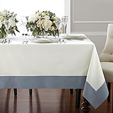 image of Wamsutta® Bordered Table Linens