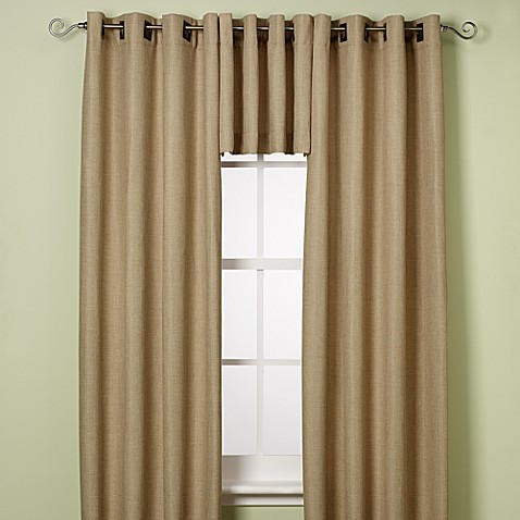 Reina Window Curtain Panels And Valances Bed Bath Amp Beyond