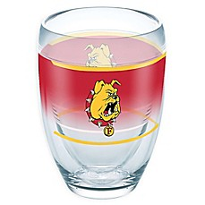 image of Tervis® Ferris State University Original 9 oz. Stemless Wine Glass