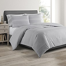 image of Real Simple® DUO Driftwood Coverlet/Duvet Cover Set