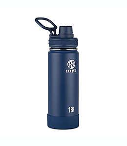 Botella para agua Takeya® de acero inoxidable de 532 mL