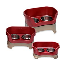 image of Neater Feeder® Cranberry Mess-Proof Pet Bowl