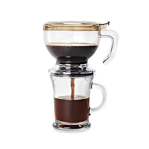 Zevro 174 Incred A Brew Gravity Drip Coffee Infuser Cup