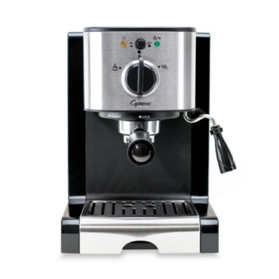 Capresso EC100 Pump Espresso & Cappuccino Machine - Bed Bath & Beyond
