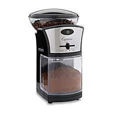 Electric Coffee Grinders Amp Automatic Burr Mills Bed Bath