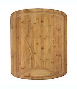 Tabla para picar y servir Totally extra grande de bambú
