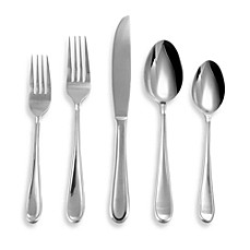 image of Hampton Forge Clark 20-Piece Flatware Set