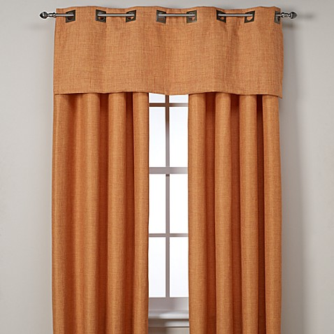 reina grommet top window curtain panel bed bath beyond. Black Bedroom Furniture Sets. Home Design Ideas