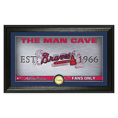 MLB Atlanta Braves Framed \
