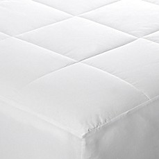 image of cotton dream all natural cotton filled mattress pad