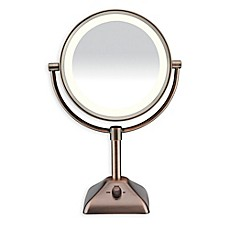 image of Conair® Variable Lighted 1X/10X Mirror