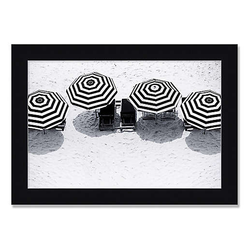 Marmont Hill Shell Gifts 40-Inch x 60-Inch Framed Canvas Wall Art