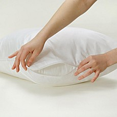 image of BedCare™ by National Allergy® Cotton Allergy Pillow Protector