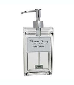 Dispensador de jabón de acrílico Creative Bath™ Lucent