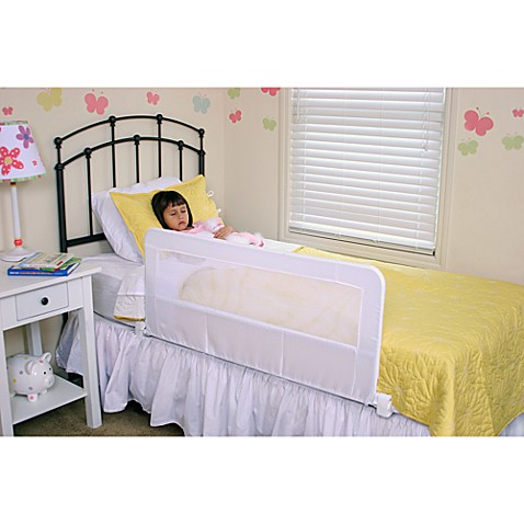 Image Of RegaloR Guardian Swing Down Single Bed Rail