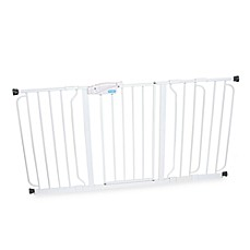 image of Regalo® Extra-Wide Wide-Span Walk-Through Gate