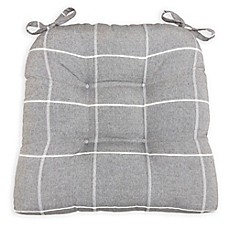 image of Arlee Home Fashions® Essentials Highland Chair Pad
