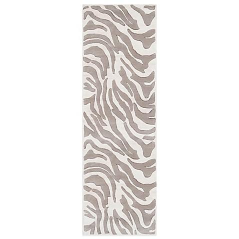 Surya B Smith Animal Print Rectangular Wool Rugs