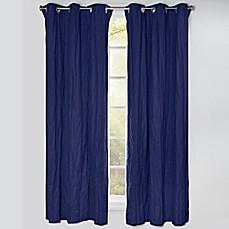 Crayola® Solid Grommet Blackout Window Curtain Panel