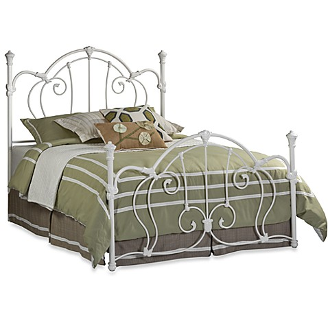 Hillsdale Cherie Queen Bed with Rails