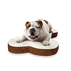 image of Microdry® Ultimate Luxury Bone Shaped Bed