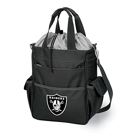 Activo Insulated Oakland Raiders Cooler in Black