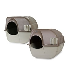 image of Omega Paw Roll' N Clean™ Litter Box
