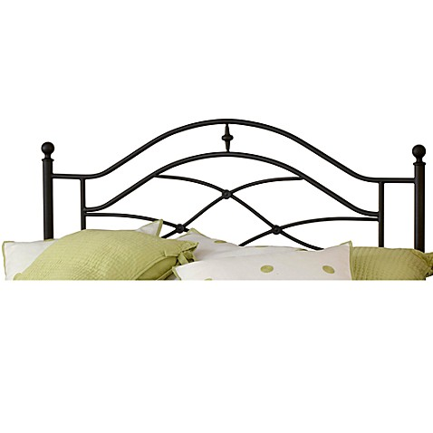 Hillsdale Tipton King Headboard With Rails