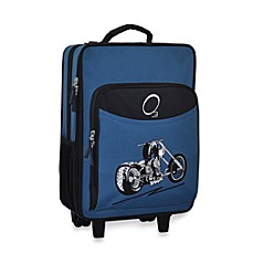 image of O3 Kids Luggage with Integrated Cooler in Motorcycle