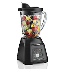 image of Hamilton Beach® Smoothie Smart™ Blender in Black