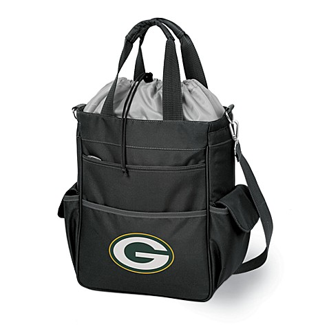 Picnic Time® Activo Tote in Green Bay Packers in Black