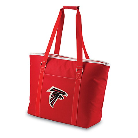Picnic Time® Tahoe Atlanta Falcons Insulated Cooler Tote in Red