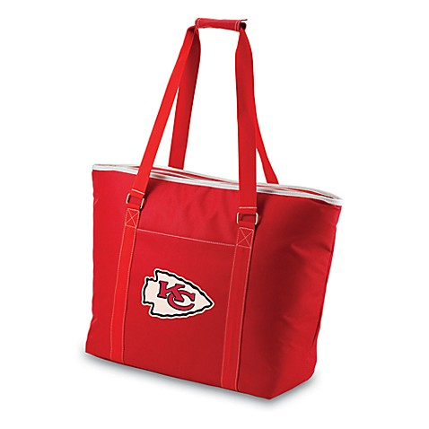 Picnic Time® Tahoe Kansas City Chiefs Insulated Cooler Tote in Red