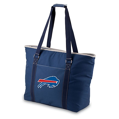 Picnic Time® Tahoe Buffalo Bills Insulated Cooler Tote in Navy Blue