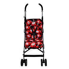image of Balboa Baby® Stroller Liner in Red Poppy